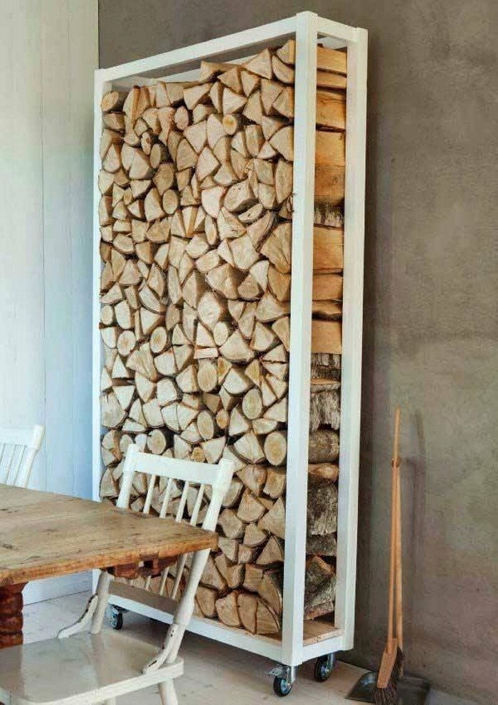 Amazing Firebit wood Storage Hacks