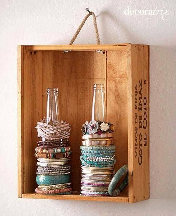 Amazing Jewelry Items Storage Hacks