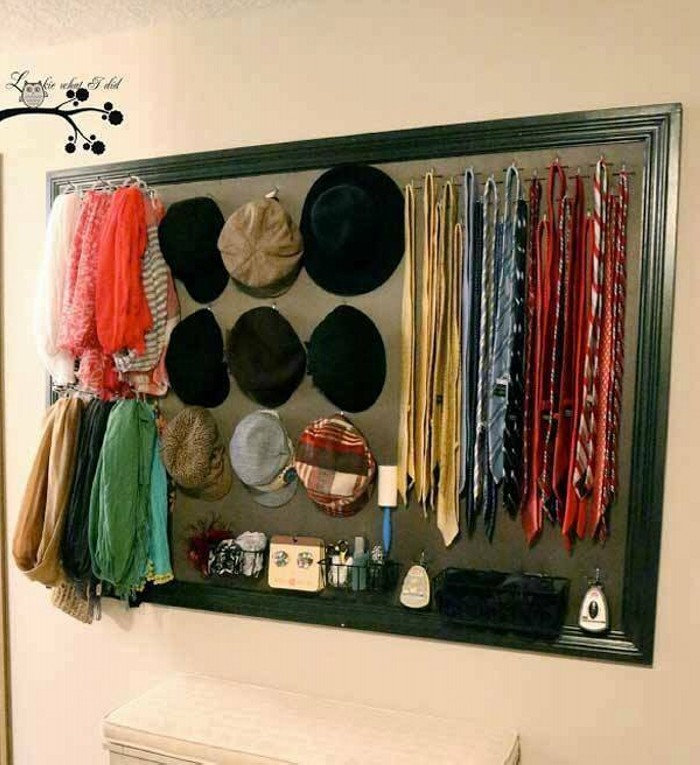 Amazing Wall Storage Hacks