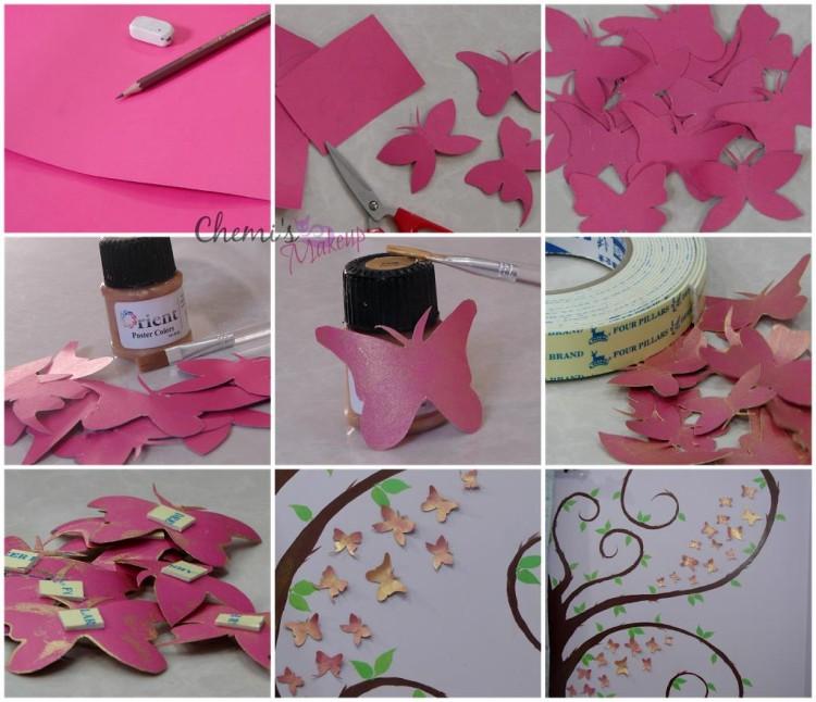 Butterflies Art Ideas