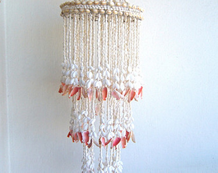 Hanging Seashells