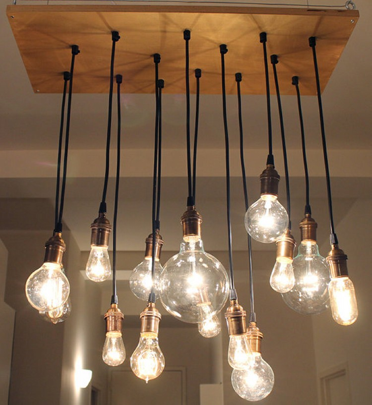 Industrial Chandelier Designs