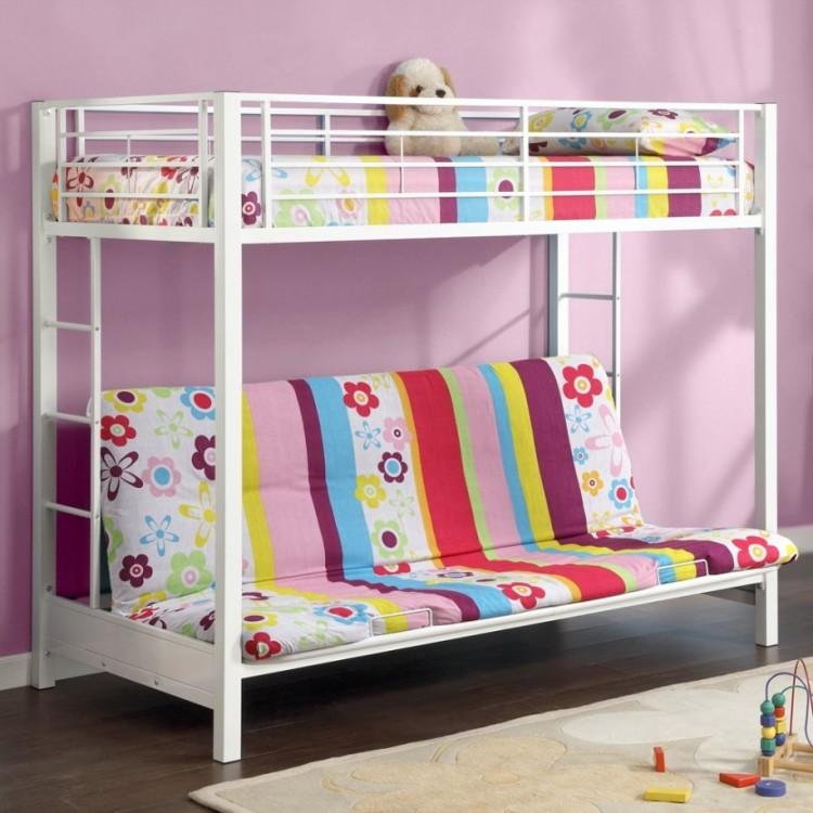Kids Bunk Bed Idea