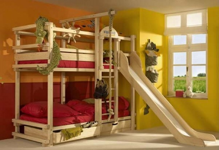 Beautiful Cool Bunk Bed Ideas For Full Size In Inspiration