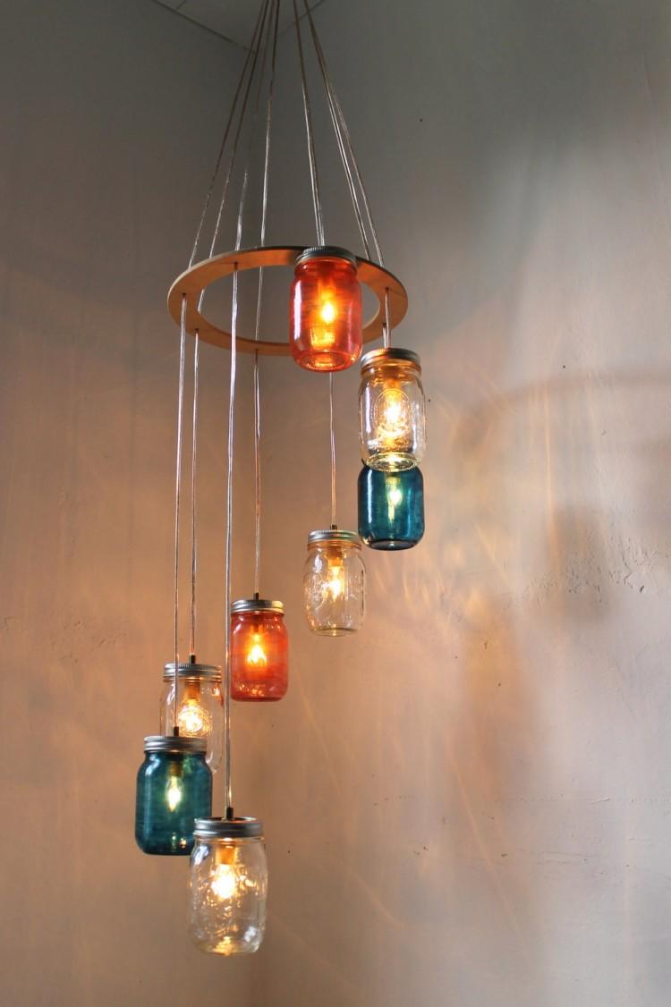 Mason Jar for Lighting