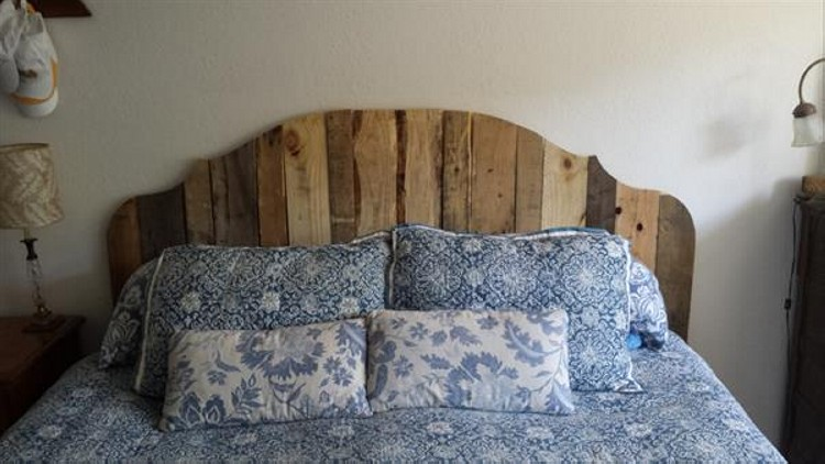 Pallet Wood Headboards
