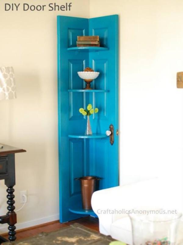 Reuse Old Wooden Doors