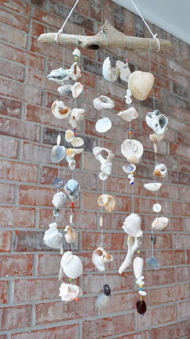 Seashells Hanging Decor