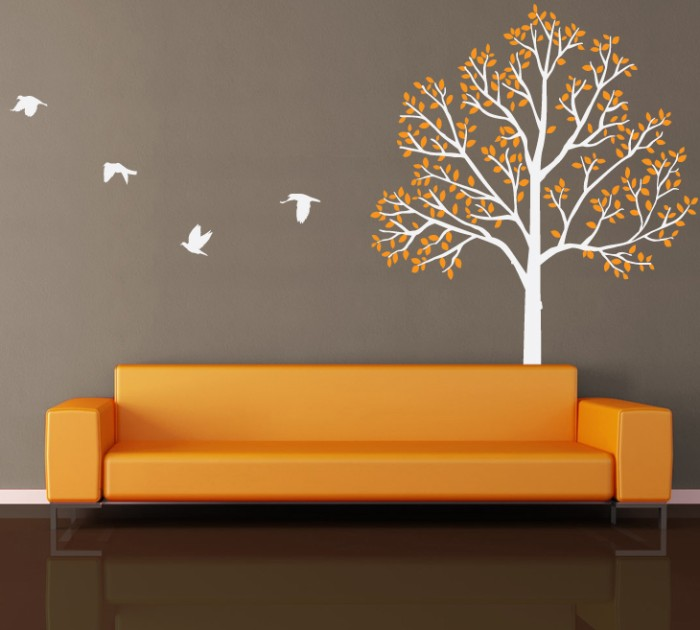Tree Wall Art Hacks