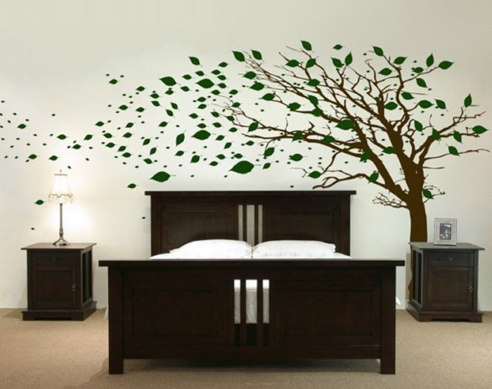 Tree Wall Art for Bedrooms