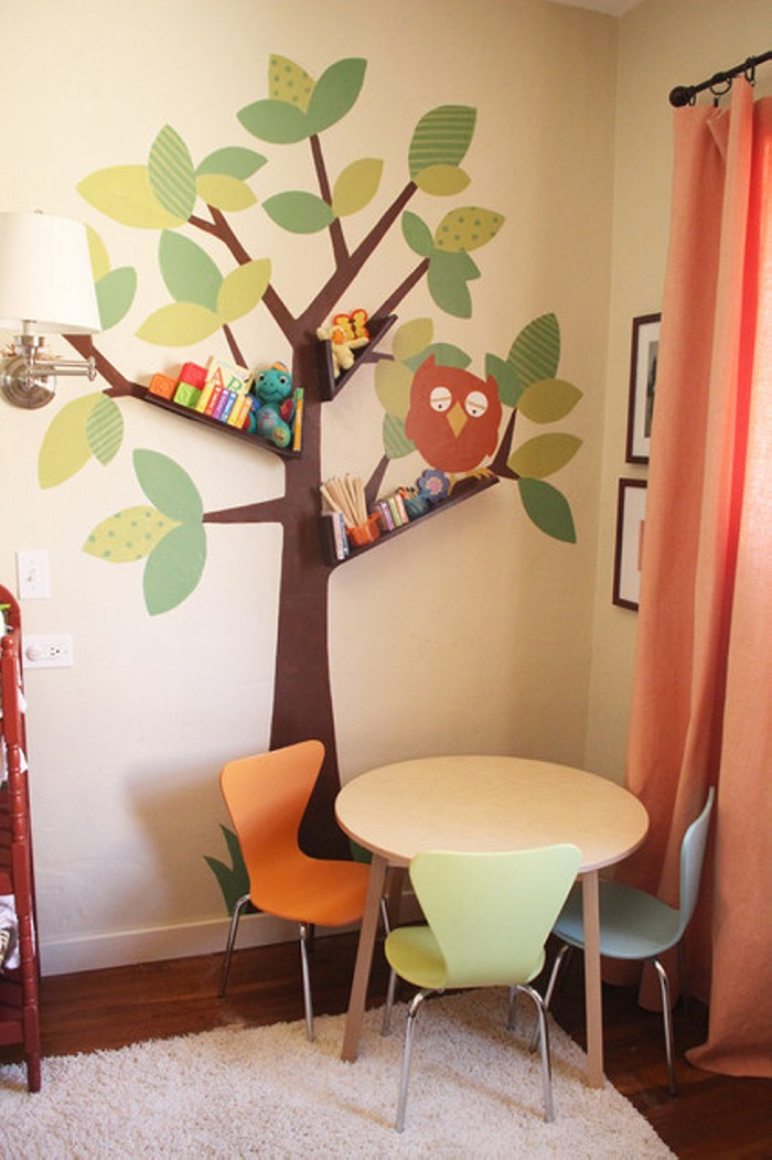 Tree Wall Art for Kids
