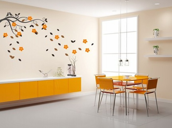 Tree Wall Art for Kitchen