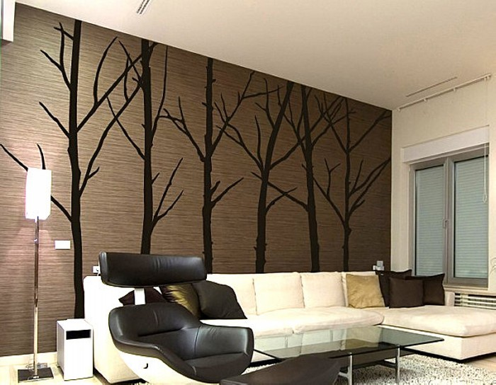 Tree Wall Art for Living Room
