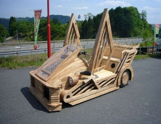 Wood Made Automotives