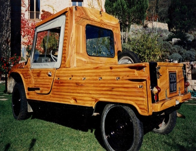 Wood-Made-Cars