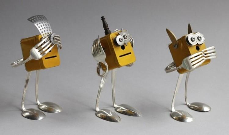 Brian Marshall Robots