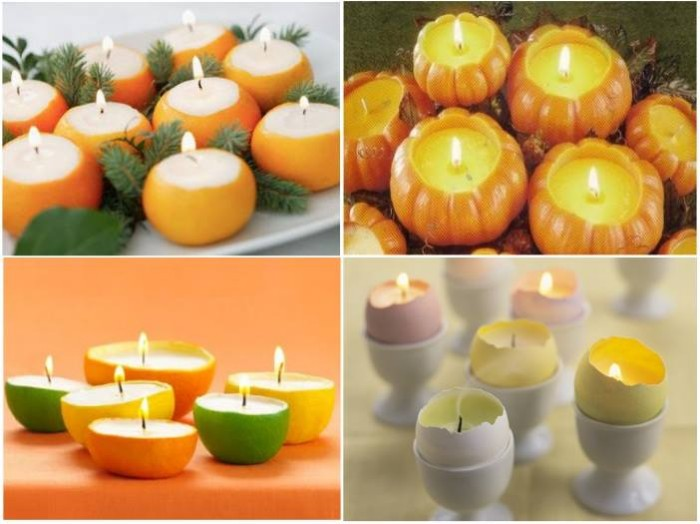 Creative Candle Making Ideas Upcycle Art