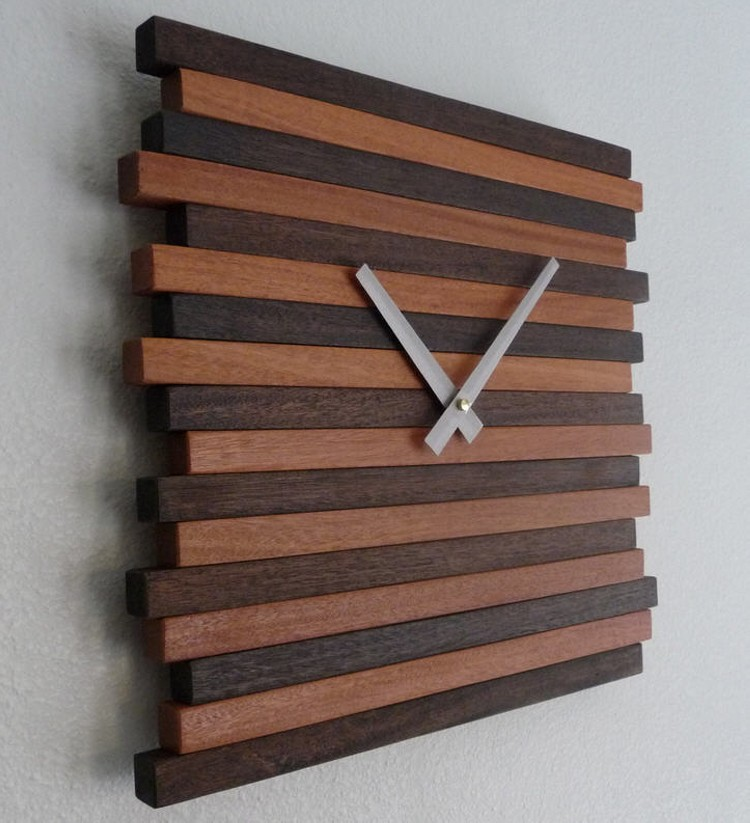 Clock Wall Hanging Reclaimed