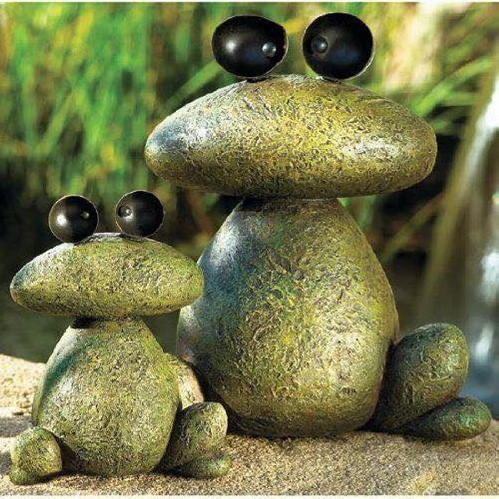 Cute Stone Art