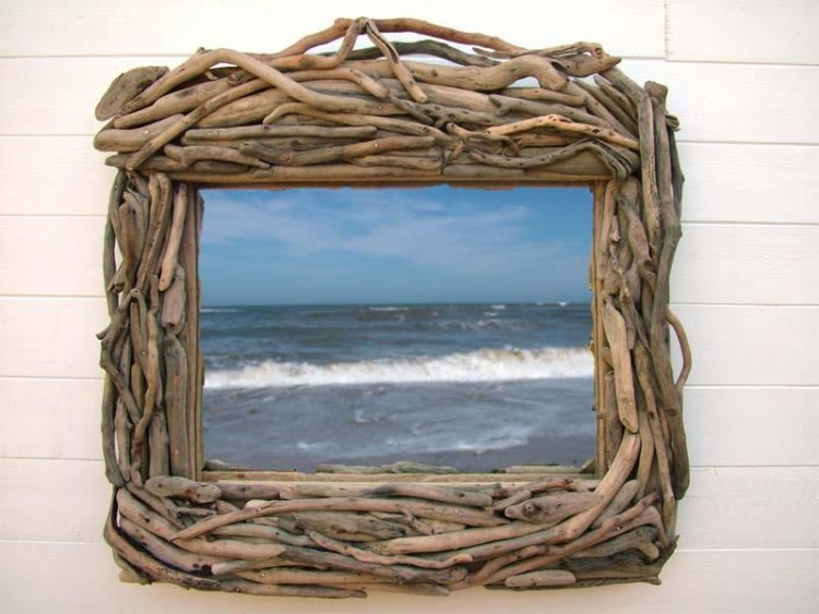 Driftwood Mirror Collection