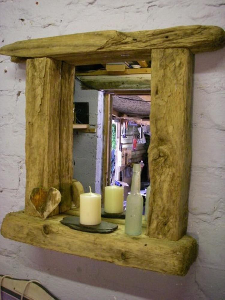 Driftwood Mirror Interiors
