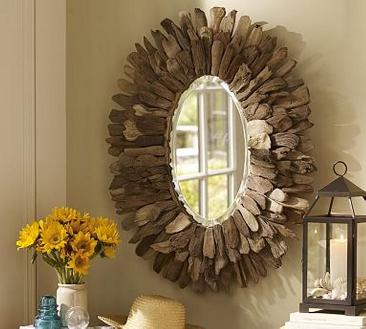 driftwood mirroring