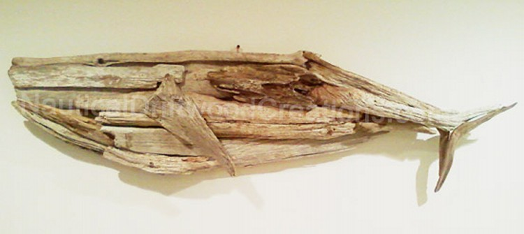 Driftwood Nautical Decor
