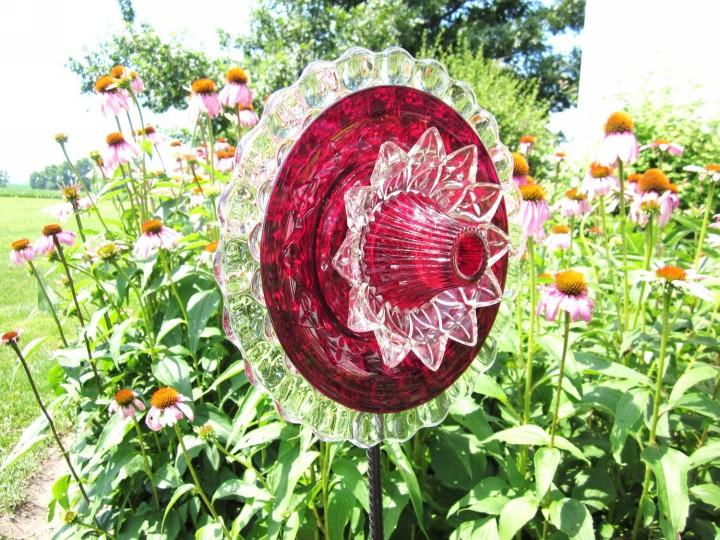 Garden Plate Flower Designs