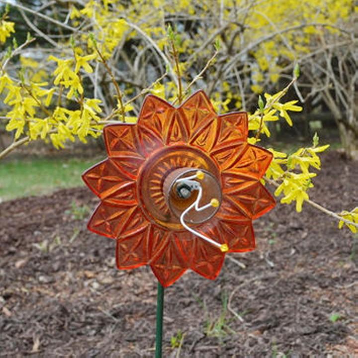 Garden Plate Flower