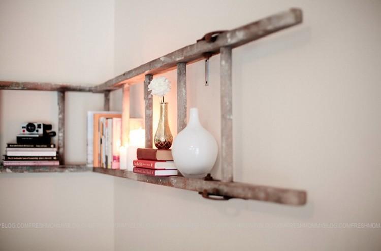Ladders Corner Bookshelf