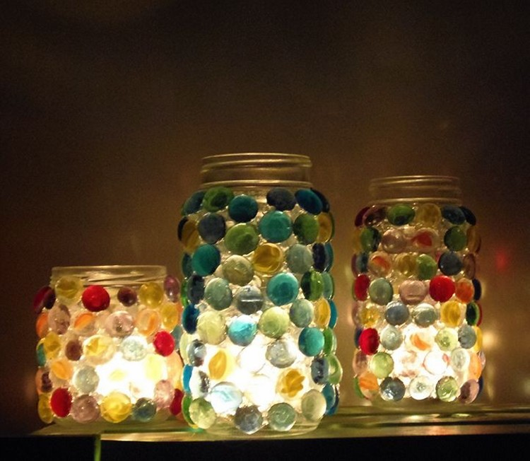 Mason-Jars-Candle-for-Home-Decor