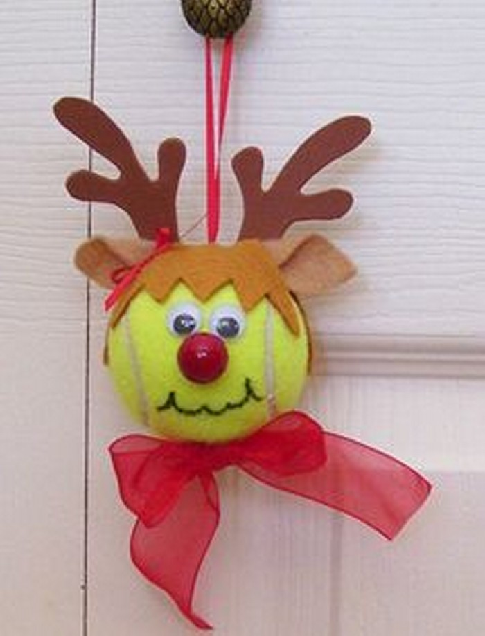 Ornament Tennis Balls