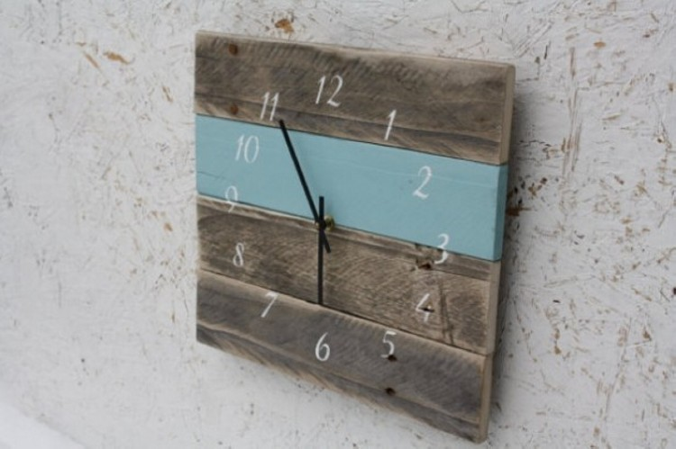 Repurposed Wall Clock