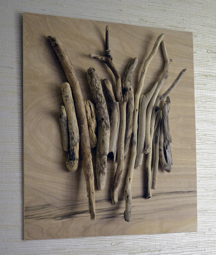 Driftwood Up Cycled Art Upcycle Art