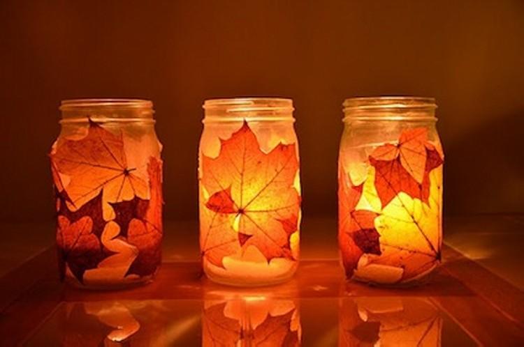 jar candle Ideas