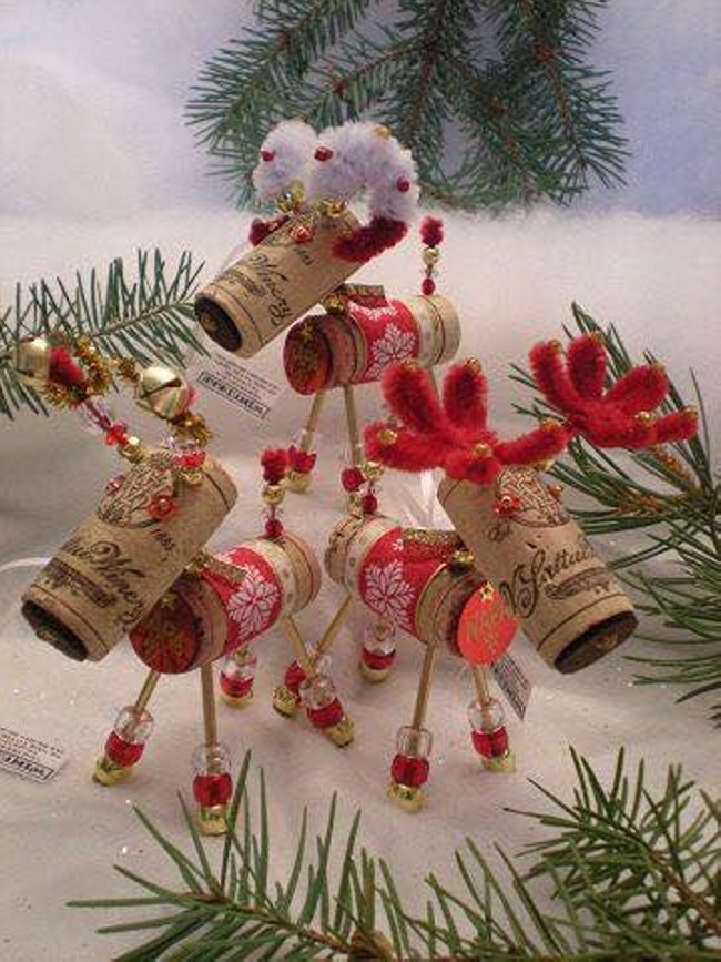 Bottle Corks Craft DIY