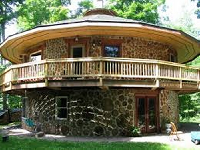 Cordwood Construction Ideas