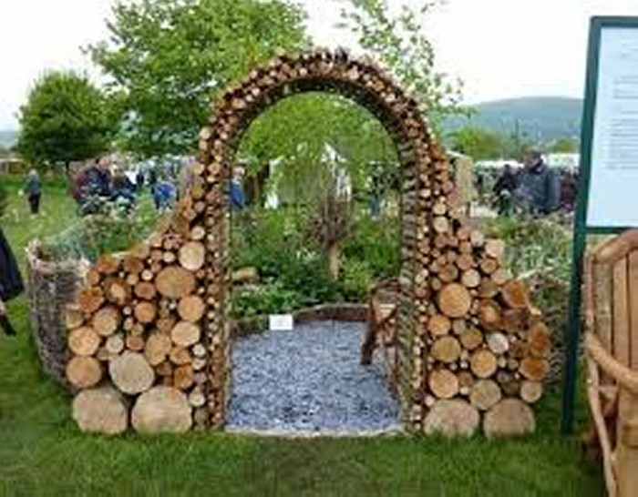 Cordwood Uses