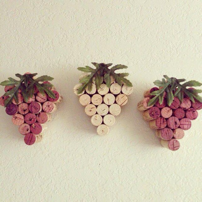 Corks Crafts for Decor