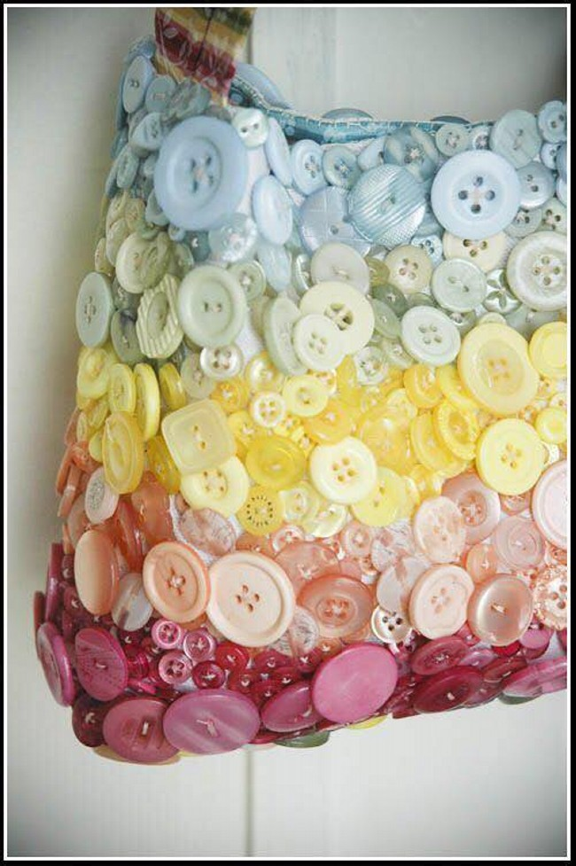 Crafts Made with Buttons