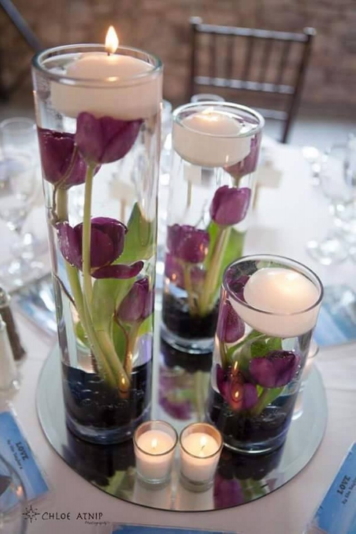 Decorating Candle Holders