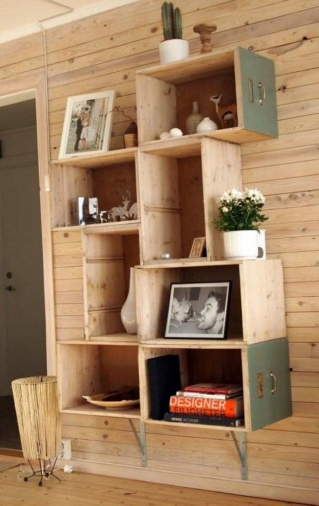 Dresser Drawers Shelving