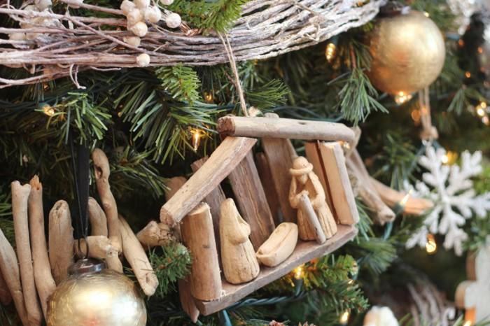 Driftwood Ornament Decor