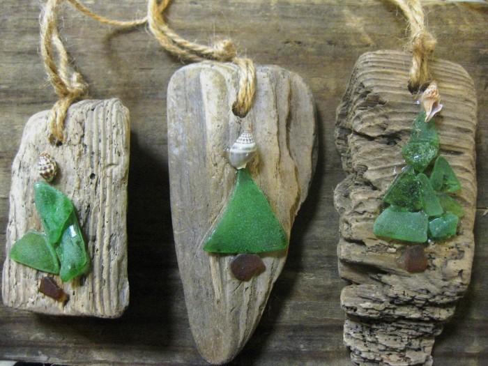 Driftwood Ornament Ideas