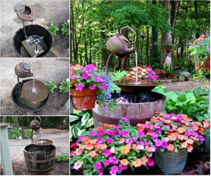 Garden Art Ideas