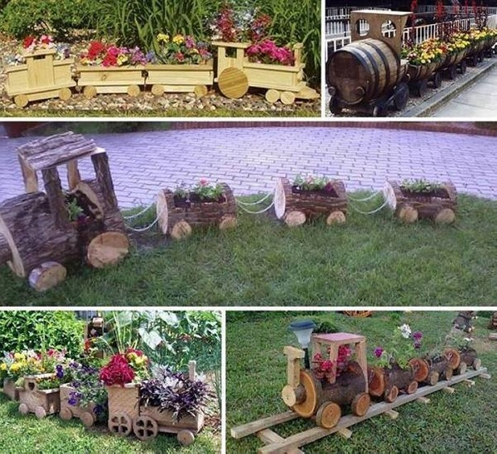 Garden Art Projects