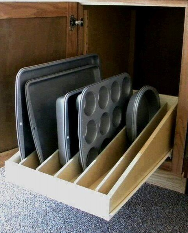 Kitchen Storage Project