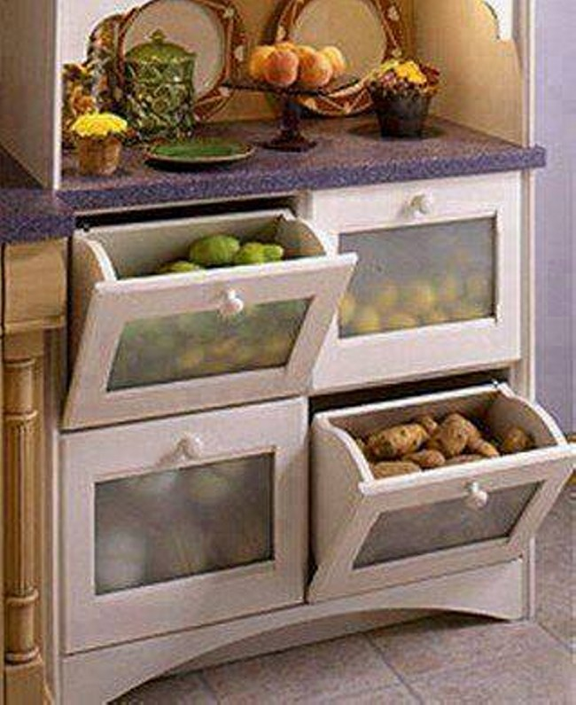 kitchen storage - Kitchen Storage Idea