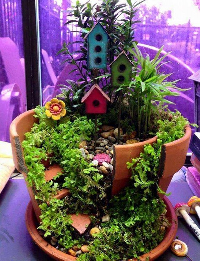LIttle Fairytale Garden Ideas