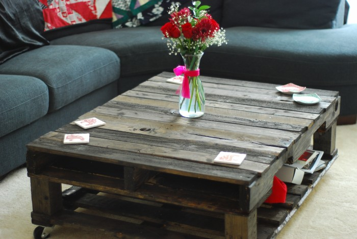 Pallet Coffee Table Designs